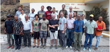 Sinagoga漁業コミュニティでのワークショップへの参加者写真提供:Biosfera I