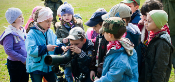 'スプリング・アライブ'のイベントに子供たちを連れ出すべき10の理由 (写真提供: Kamila Nienałtowska)