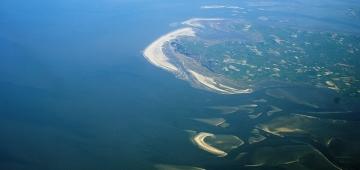 ワッデン海は世界で最大の湿地の一つで、ナチュラ2000のサイトでもあります。 写真提供: Mogens Engelund/Flickr