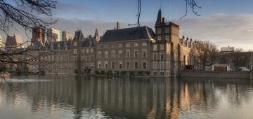 ハーグ市のオランダ議会 写真提供: © Pieter Musterd / Flickr