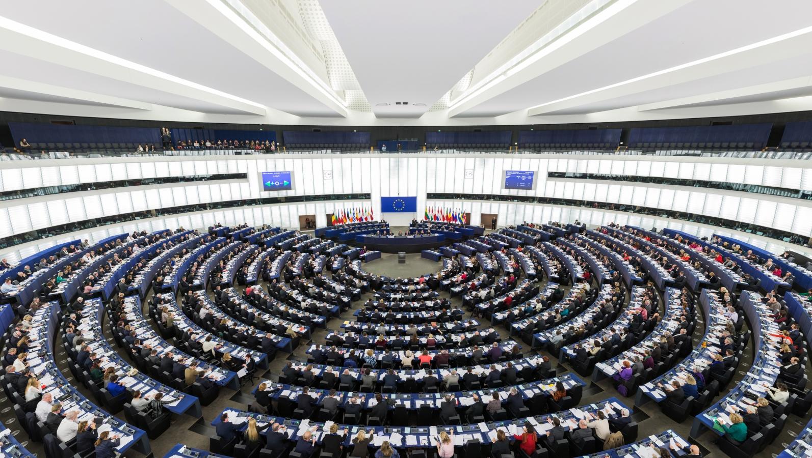 欧州議会が自然のために投票 | ...